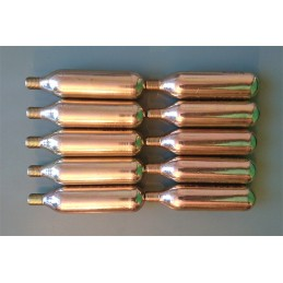 Gaskartouschen 10 Stück