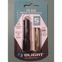Mini-Taschenlampe i3E EOS