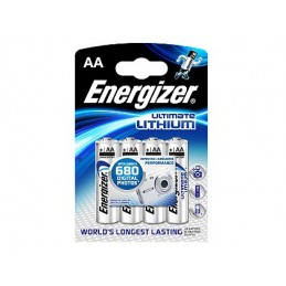 Batteries Energizer AA 1.5V Lithium